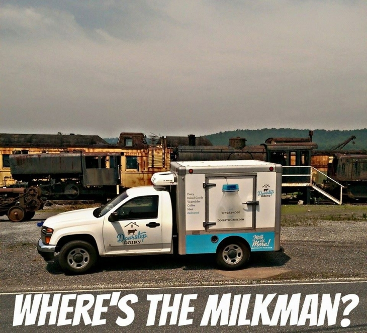 Where's the Milkman?